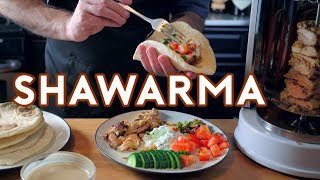Download Binging with Babish: Shawarma from The Avengers Mp3 and Videos