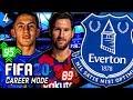 THE NEXT MESSI IN CAREER MODE!🇦🇷 FIFA 20 Everton Career Mode
