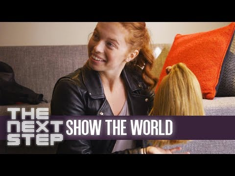 Jordan Goes Undercover - The Next Step: Show the World #8