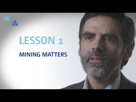 Hernan Araneda: Lessons from Chile's mining sector | Extractive industries and development