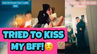 KISSING MY BESTFRIEND - TikTok compilation part 3