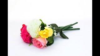 Варианты цветов для трюка ПОЯВлЕНИЕ ЦВЕТКА ИЗ МЫлЬНОГО ПУЗЫРЯ СЕКРЕТЫ ШОУ МЫЛЬНЫХ ПУЗЫРЕй