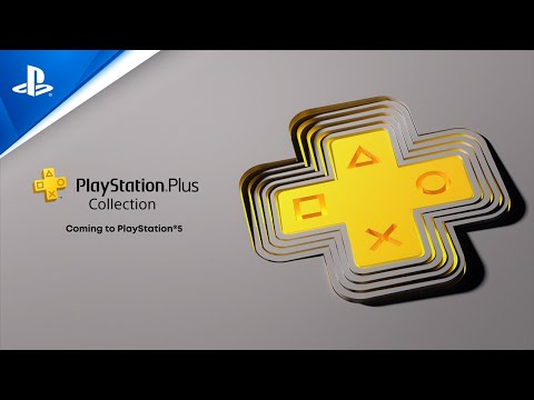PlayStation Plus Collection - Introduction Trailer | PS5