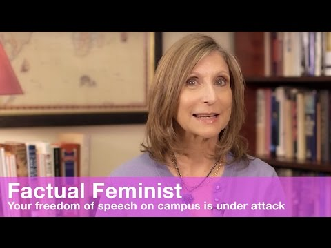Your freedom of speech on campus is under attack | FACTUAL FEMINIST