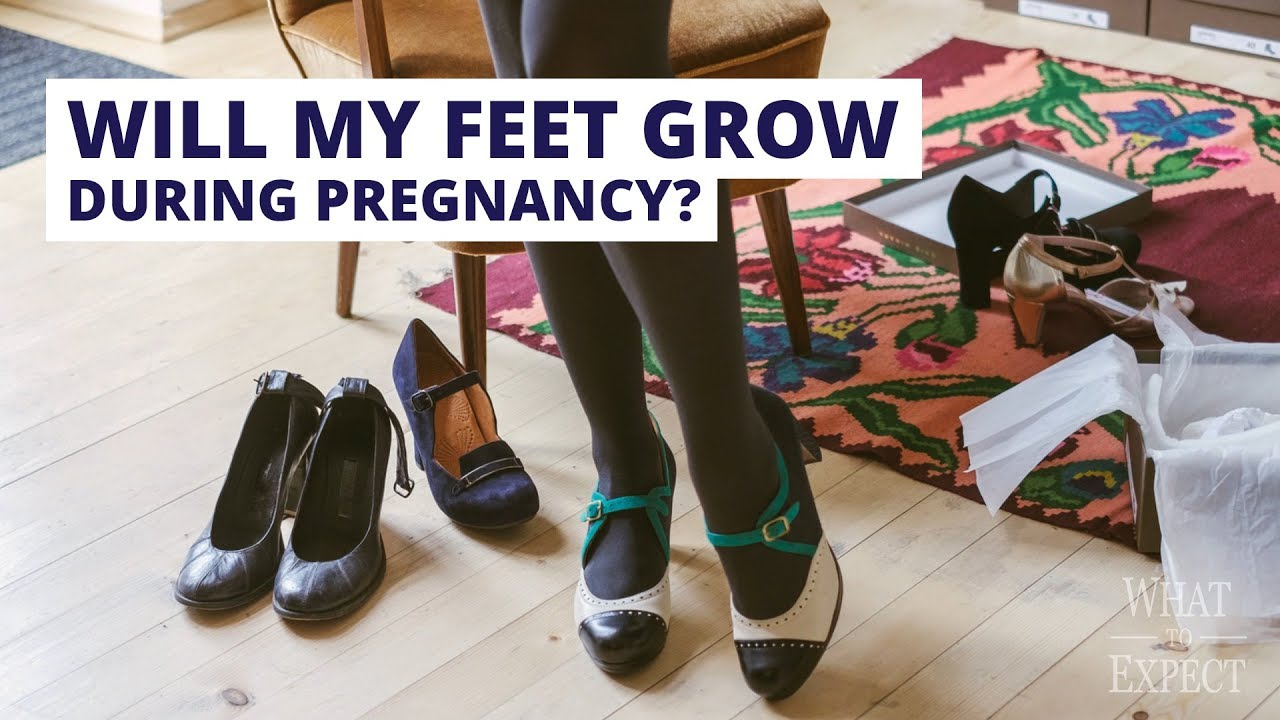 Will I Need to Buy New Shoes During Pregnancy?