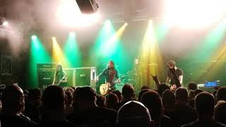 The New Roses - Life Ain't Easy (For A Boy With Long Hair) @ Nikolaut Oberhausen 08.12. 2018