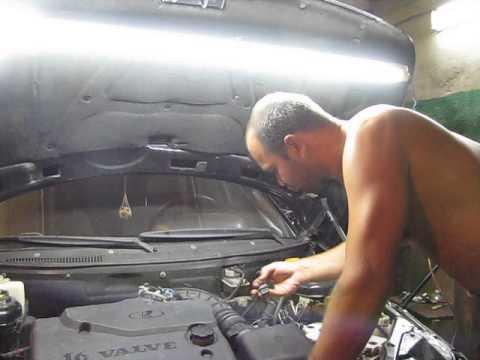 первый запуск после ремонта двигателя ваз 21124 1,6 16 v