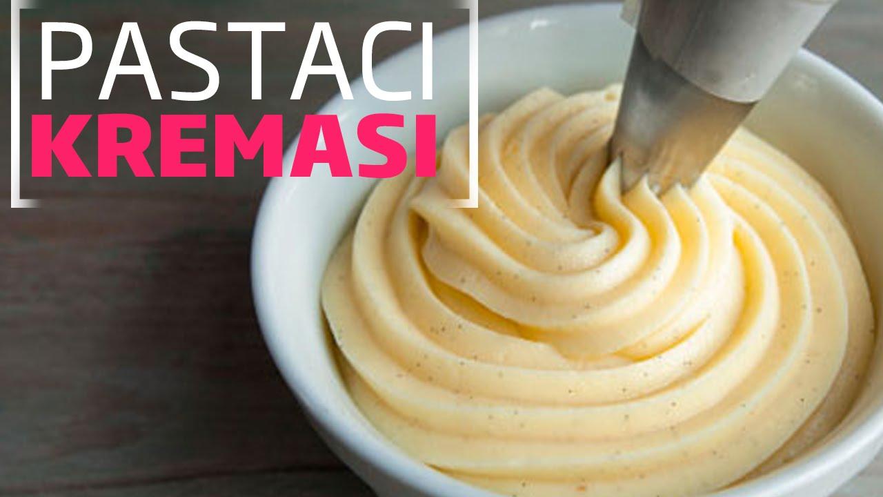 Pastacı Kreması Nasıl Yapılır
