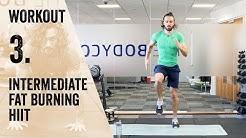 Workout 3   Intermediate HIIT   The Body Coach Beginner Workout Series