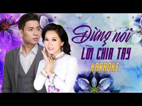 Đừng  Nói Lời chia tay - Bảo Thái  & vân Nguyễn