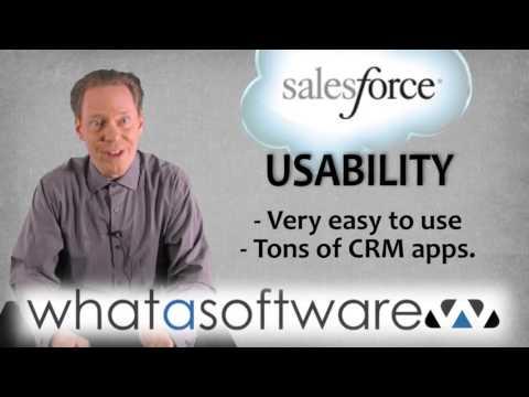 Salesforce Cloud Review - CRM software review