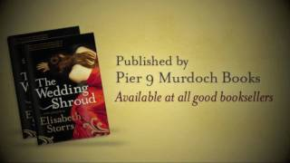 The Wedding Shroud Book Trailer