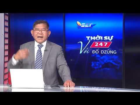 Thời Sự 247 với Đỗ Dzũng | 02/05/2021 | SET TV www.setchannel.tv