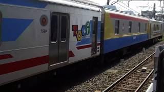東急電鉄のドクターカー@池上線.