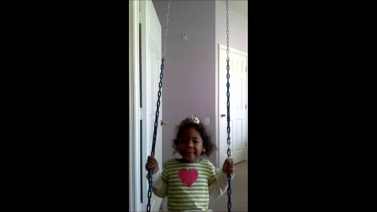 Creative Indoor Kids Swing Russmaican Family Life