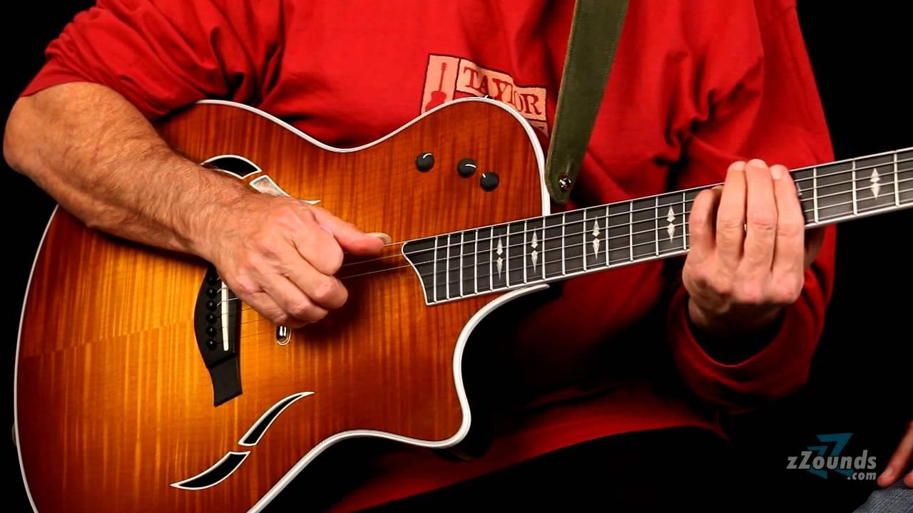 e0816251e5db Taylor T5 Guitar Series Demo - YouTube