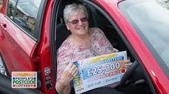 BMW and £25,000 Winner - SN3 6NH in Swindon on 31/10/2017 - People's Postcode Lottery