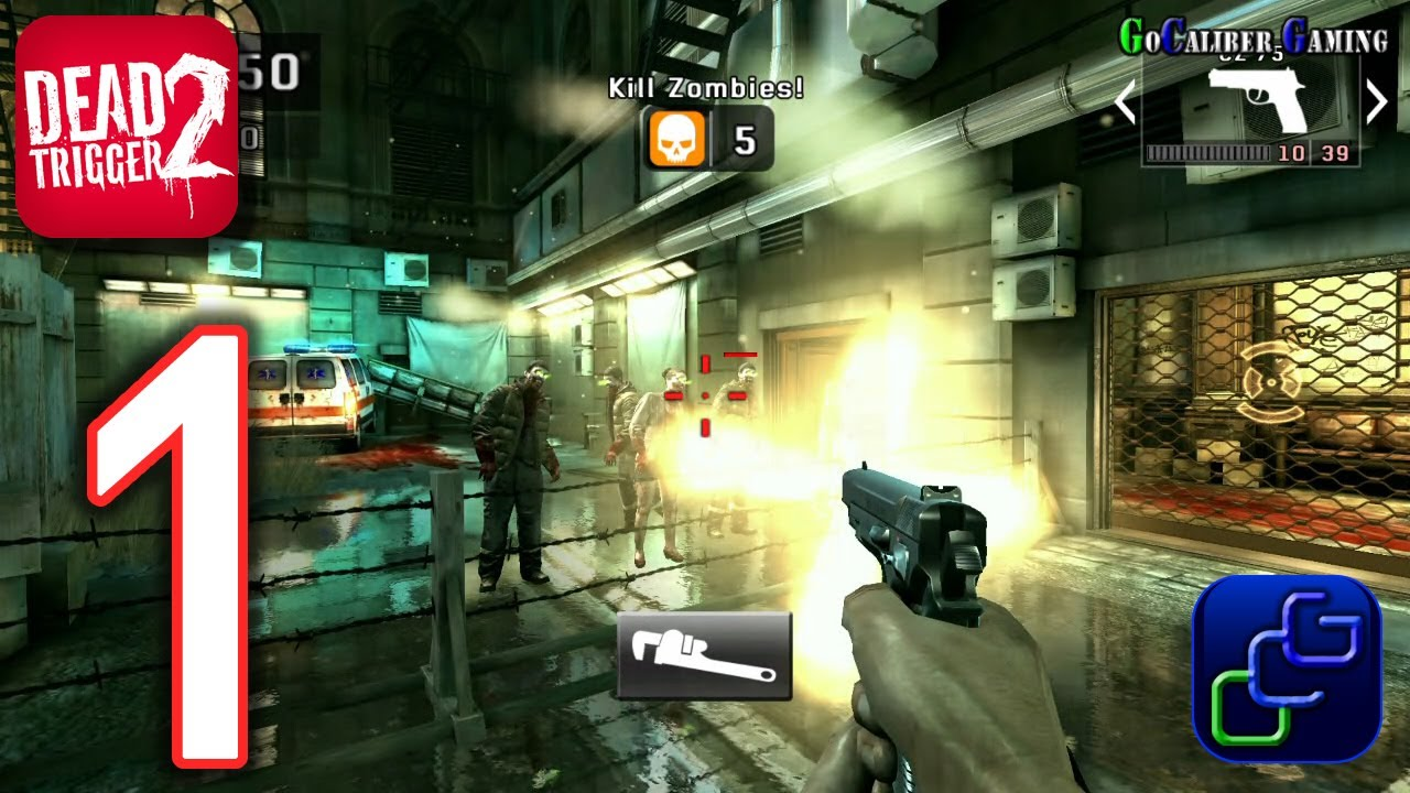 DEAD TRIGGER APK + MOD Android Game Free Download
