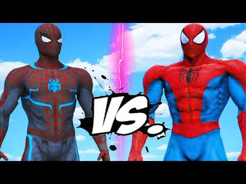 Человек-паук против человека-паука (секретная война) - эпическая битва