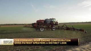 25th Anniversary Patriot Sprayer Featured on RFD-TV
