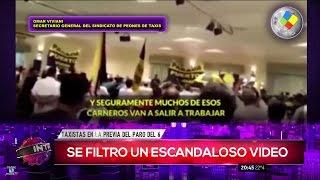 """""""Intratables"""" con Santiago del Moro (Parte 1 HD) - 04/04/17"""