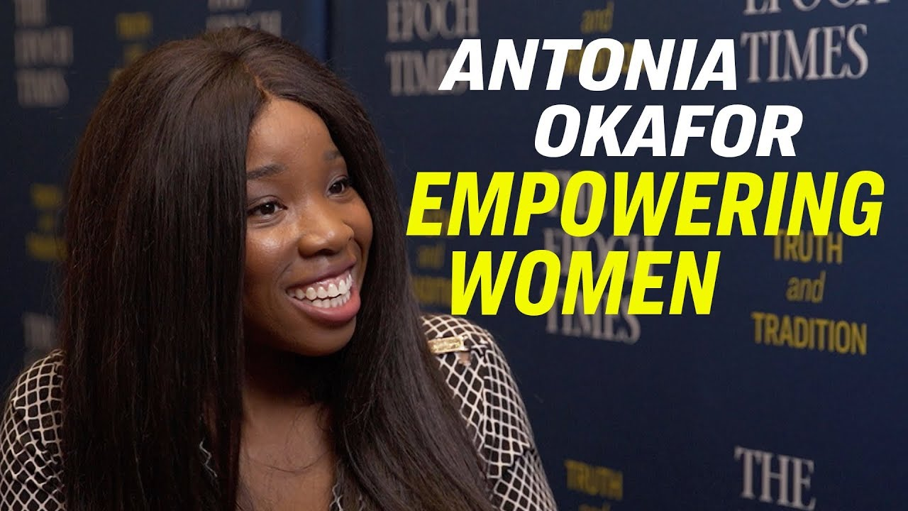 Epoch Times American Thought Leaders WCS: Antonia Okafor On Guns on Campus, Empowering Women, Identi