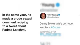 Toby Young Has Deleted Tens Of Thousands Of Old Tweets After A Backlash To His New Universities Role