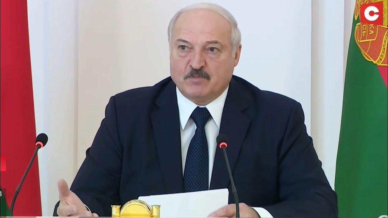 Лукашенко крайне жёстко: Выдворяйте их отсюда, если на майданы людей зовут! Почему вы это терпите?!