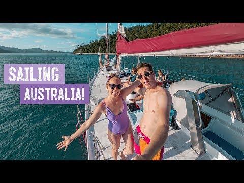 australia-overnight-cruise!-ship-tour-+-beautiful-white-sand-beach-😍-wild-kiwi-tours-|-whitsundays