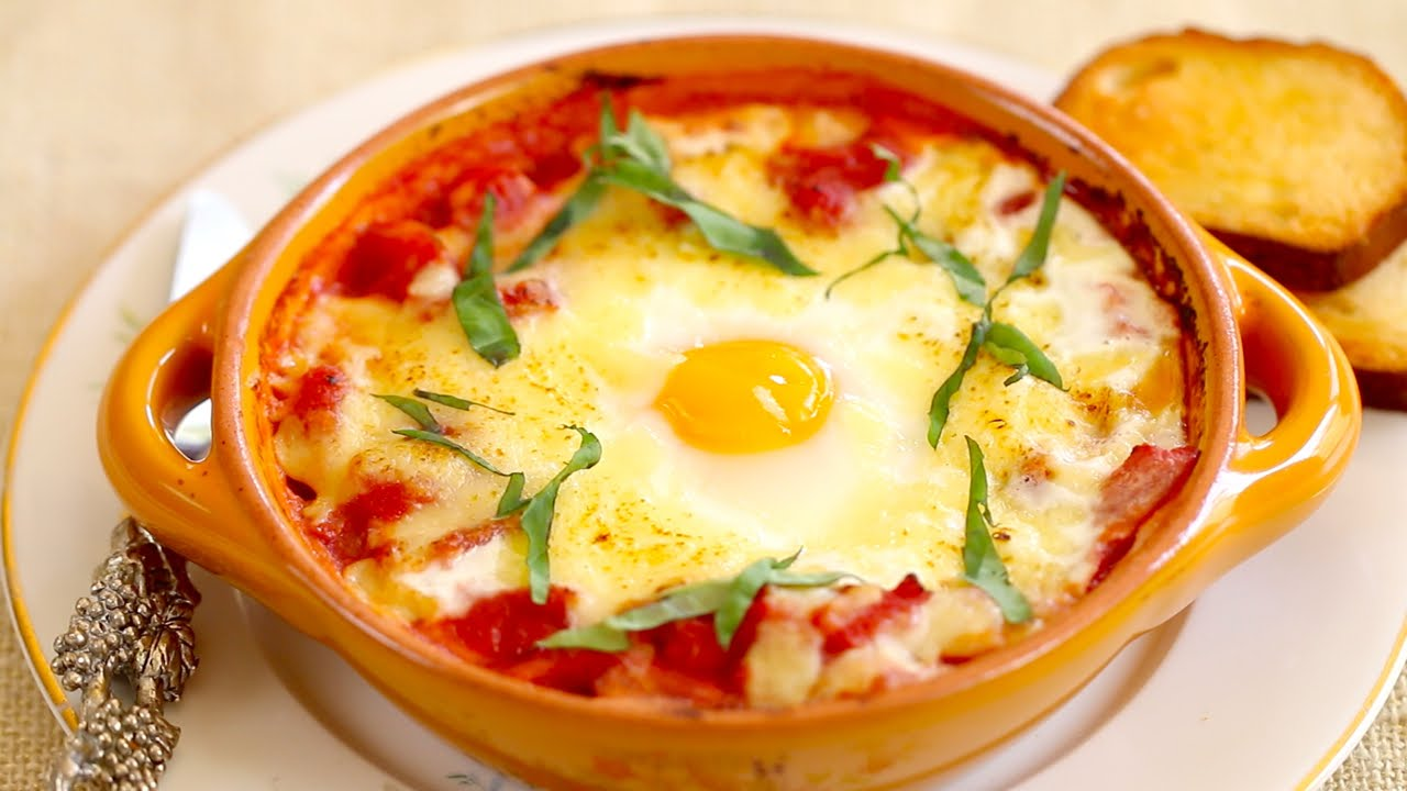 Italian Baked Eggs - Gemma's Bold Baking Breakfast Recipes ...