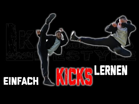 High Kick Tutorial für hohe Tritte | KAMPFKUNST LIFESTYLE
