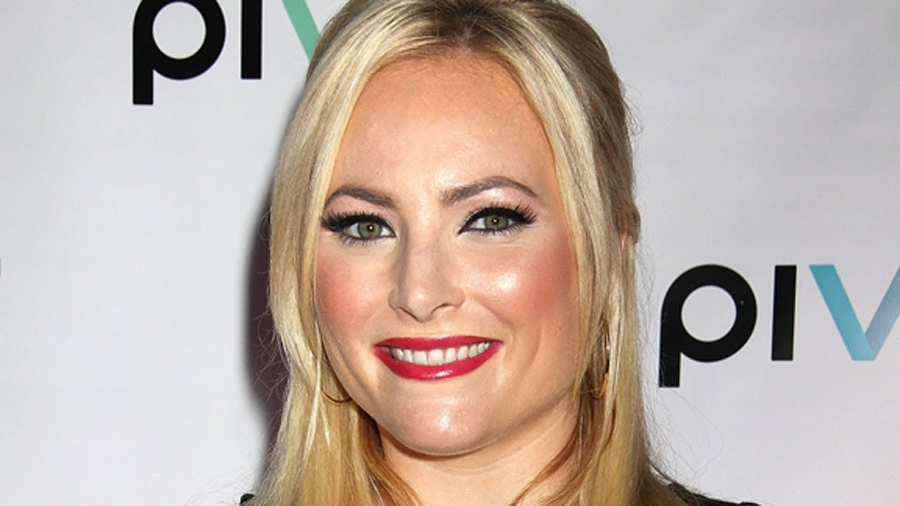 The Stunning Transformation Of Meghan McCain