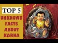 TOP 5 - Unknown facts about Karna