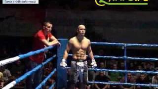 Pogi VS Hanibal MMA Najlepsza walka