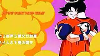 Dragon ball z future gohan death theme