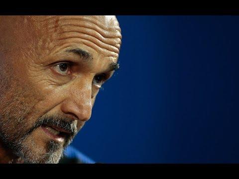 Live! Conferenza stampa di Spalletti prima di Crotone-Inter 15.09.2017 13:30CEST