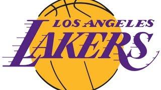 Logo Dojo Los Angeles Lakers (Tutorial)