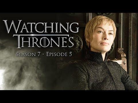 """Game of Thrones Season 7 Episode 5 """"Eastwatch"""" - Watching Thrones w/ Marc Andreyko"""