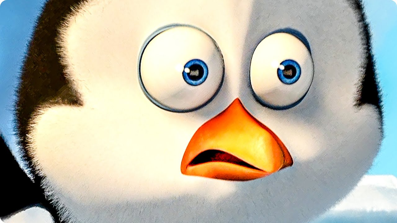 die pinguine aus madagascar sneak preview hd  youtube