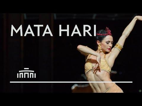 Mata Hari: trailer - Dutch National Ballet