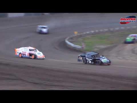 Dacotah Speedway IMCA Sport Mod Heats (9/28/18)