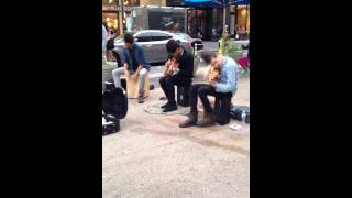 City of the Sun - The XX - Intro - Acoustic NYC