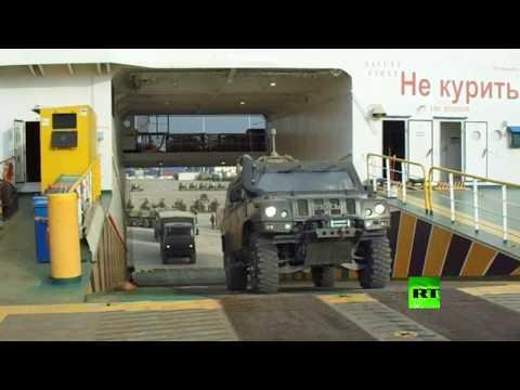 الجيش الروسي يسحب مركباته العسكرية من سوريا  - نشر قبل 2 ساعة