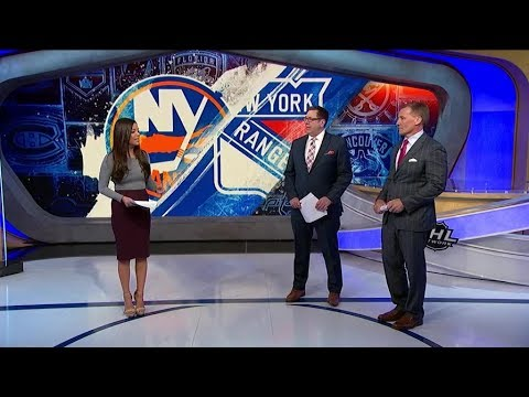 NHL Now:  New York rivalry:  Discussing the rivalry between Islanders, Rangers  Jan 11,  2019