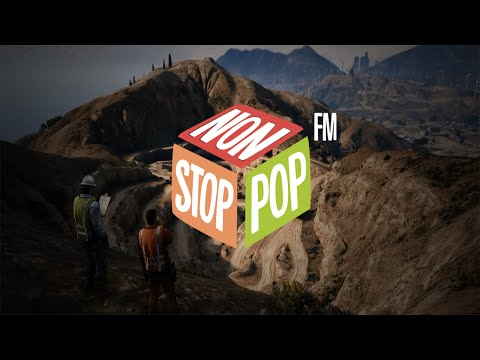 Bobby Brown -  On Our Own -  GTA V -  Non Stop Pop FM