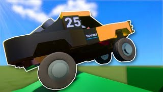 MINI JUMP RACE! - Brick Rigs Multiplayer Gameplay - Lego Racing Challenge
