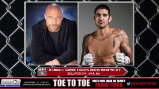 Frank Trigg Interviews Bellator 174's Kendall Grove