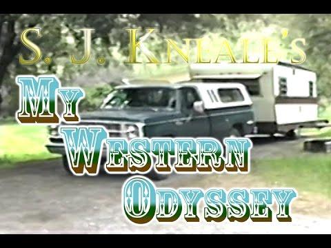 My Western Odyssey: Journal Six