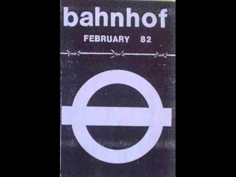 ITALIA PUNK 77; BAHNHOF (Mlano) - February 1982 (demo)