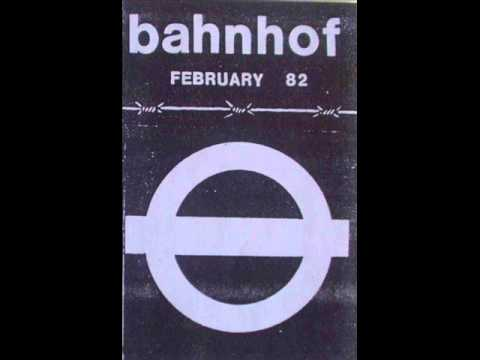ITALIA PUNK 77; BAHNHOF (Mlano) - February 1982 (demo)